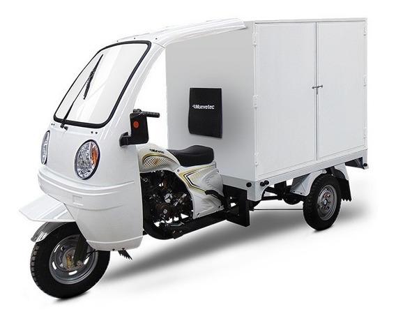 Motocarro Gasolina Nuevo Tipo Caja Cerrada G-ya8c