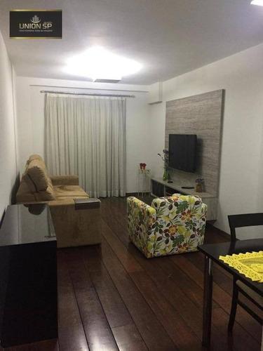 Imagem 1 de 11 de Apartamento Com 3 Dormitórios À Venda, 88 M² - Vila Leopoldina - São Paulo/sp - Ap21141