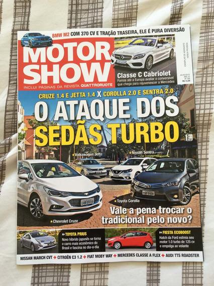 Motor Show Julho 16 Ed 398 Ataque Sedãs Turbo