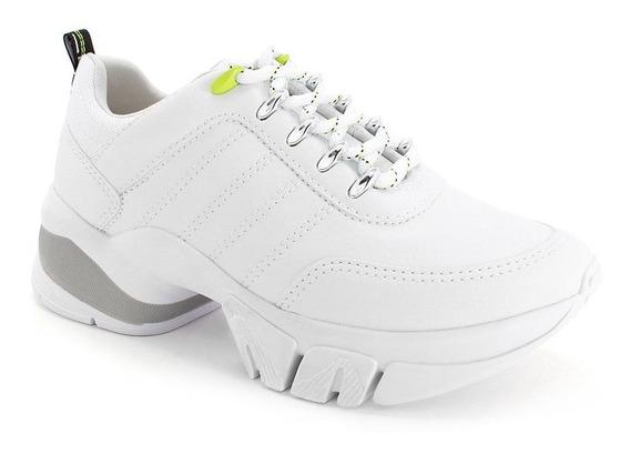 Tênis Feminino Chuncky Sneaker Ramarim Be New Moda Original