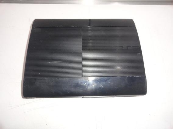 Ps3 Super Slim Console Defeito Sucata Mexido C02