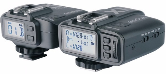 Transmisor Y Receptor Godox X1 Para Canon