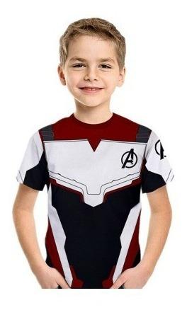 Playeras Avengers Endgame Niño