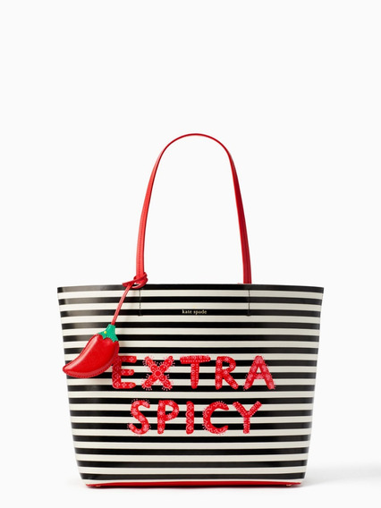 Cartera Mujer Kate Spade Extra Spicy Chili Pepper De Little