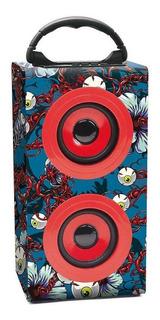Parlante Portátil Stromberg Top - Bluetooth 10 W Rms