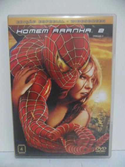 Dvd Duplo - Filme - Homem Aranha 2 - Edição Especial