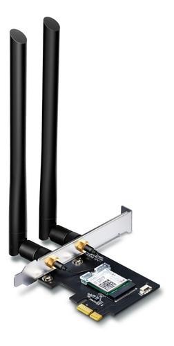 Imagen 1 de 3 de Placa De Red Bluetooth 4,2 Ac1200 Archer T5e Tp Link