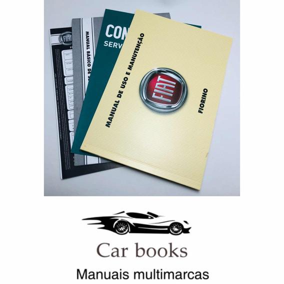 Manual Do Fiat / Fiorino 2017 Frete Grátis 12x S/juros
