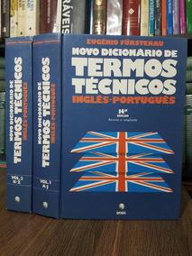 Novo Dicionário De Termos Técnicos Inglês-português - Globo