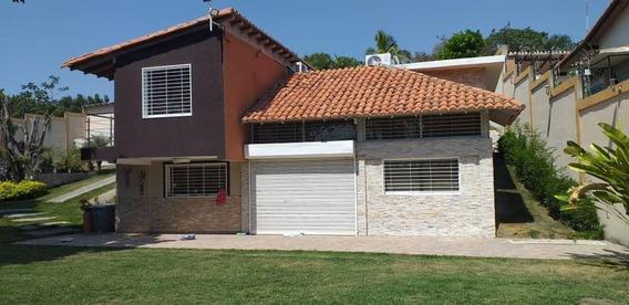 Casa En Venta El Manzano Barquisimeto Mr