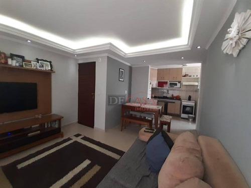 Imagem 1 de 19 de Apartamento Com 2 Dormitórios À Venda, 49 M² Por R$ 200.000,00 - São Miguel Paulista - São Paulo/sp - Ap5214