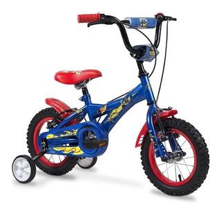Bicicleta Rod 12 Mickey-c/rueditas(orig C/licencia) Works!!