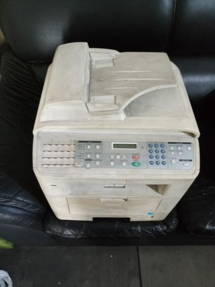 Impressora Laser Multifuncional Ricoh Toner Funcionando