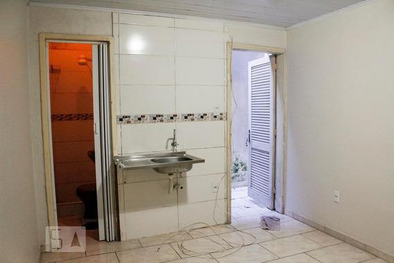 Apartamento Para Aluguel - Azenha, 1 Quarto, 27 - 892952483