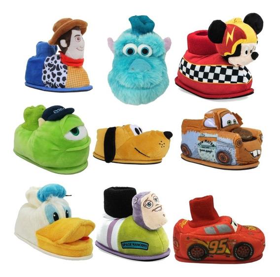 Pantuflas Addnice Disney Cars Mate Ct Mmk Pantua