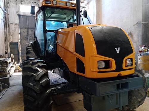 Trator Valtra Bm110 4x4 2010 Cabine Refrig 10215 H Repasse