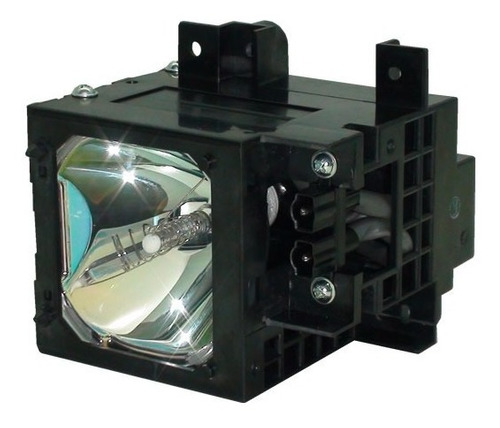 Lámpara Con Carcasa Para Sony Xl2100u Televisión De