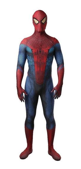 Disfraz Traje The Amazing Spiderman Adulto/niño Cosplay