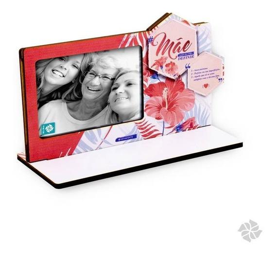 Porta Retrato 10x15 Mdf Mae Não Da Para Definir (kathavento)