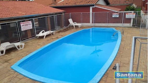 Chale 2 Quartos Piscina Venda, 150 M² R$ 150.000 - Mansões Águas Quentes - Caldas Novas/go - Ca0008