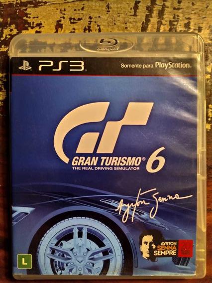 Gran Turismo 6 Ayrton Senna