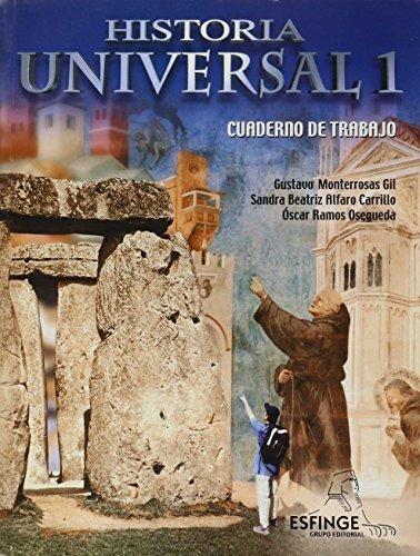 Libro Historia Universal 1 Cuaderno De Trabajo Secundaria