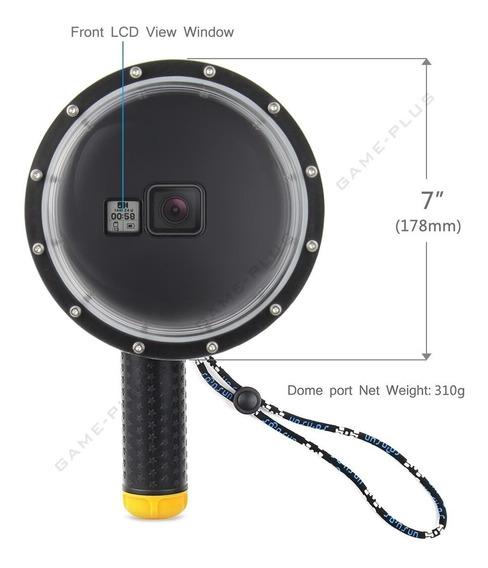 Dome Port Gopro Hero 5 6 7 Black 6