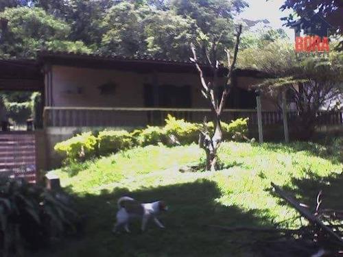 Imagem 1 de 14 de Chácara Com 2 Dormitórios À Venda, 840 M² Por R$ 499.000,00 - Vila Renascença - Mairiporã/sp - Ch0397