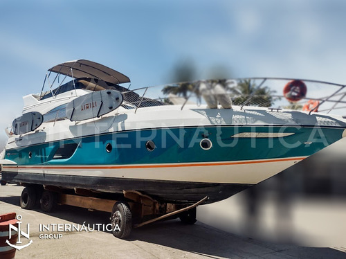 Tethys 54 Fly 2017 Intermarine Azimut Ferretti Phantom
