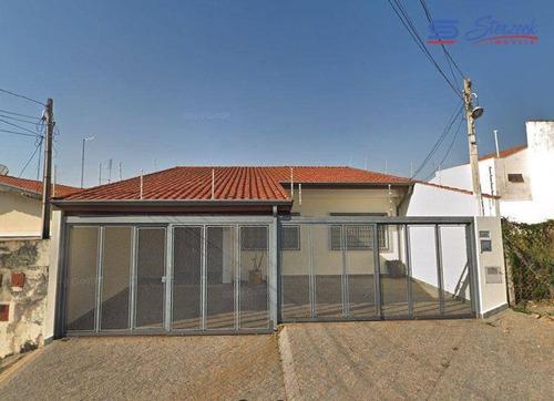 Imagem 1 de 4 de Casa Com 3 Dormitórios À Venda, 236 M² Por R$ 600.000,00 - Jardim Conceição - Campinas/sp - Ca1277