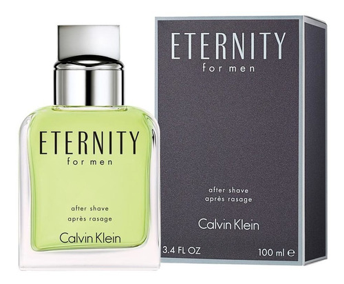 Perfume Eternity Hombre Calvin Klein Se - mL a $650