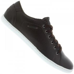ff256f194 Sapatenis Masculino Cavalera - Sapatos Marrom escuro no Mercado ...
