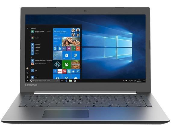 Notebook Lenovo Ideapad 330, I3-7020u,4gb ,1tb,15 Prata