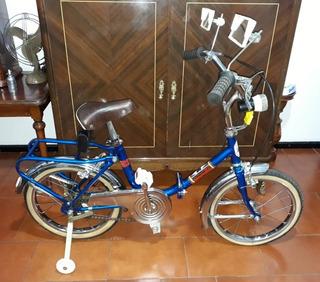 Antigua Bicicleta Sin Rodar