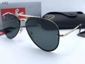 77566d3c1 Ray Ban Lente Dourada Espelhada - Óculos no Mercado Livre Brasil