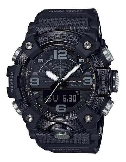 Reloj Casio G-shock Mudmaster Gg-b100-1b Hombre E-watch