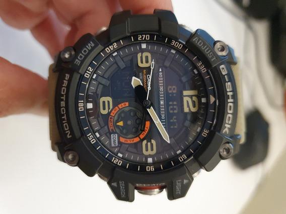 Relógio Casio G-shock Mudmaster Gg1000