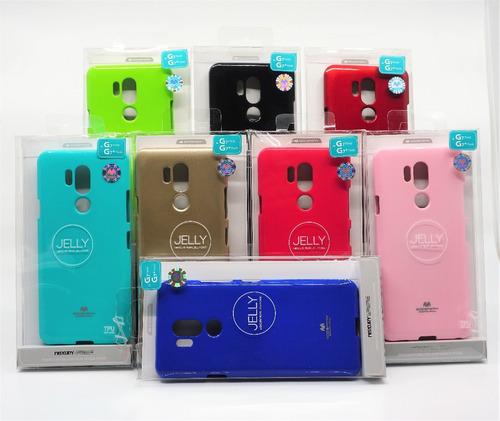 Funda LG G7 Mercury Goospery Jelly Case