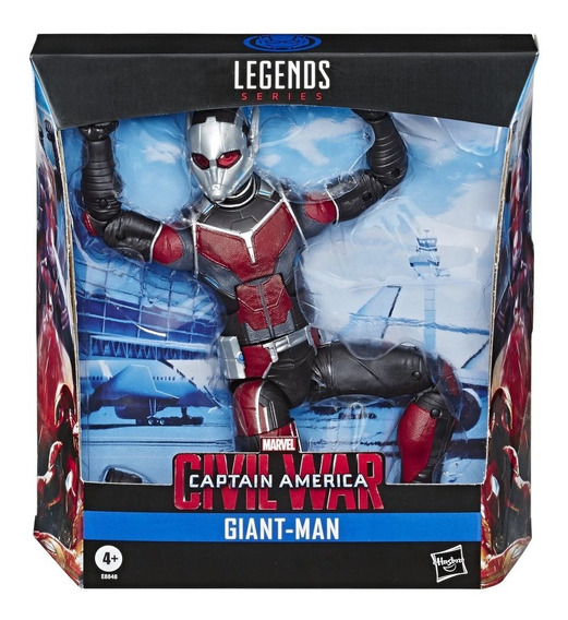 Captain America Civil War Marvel Legends Giant-man Deluxe