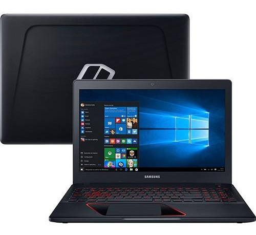 Notebook Samsung Odyssey Intel Core 7 I5 8gb 1tb Led 15.6