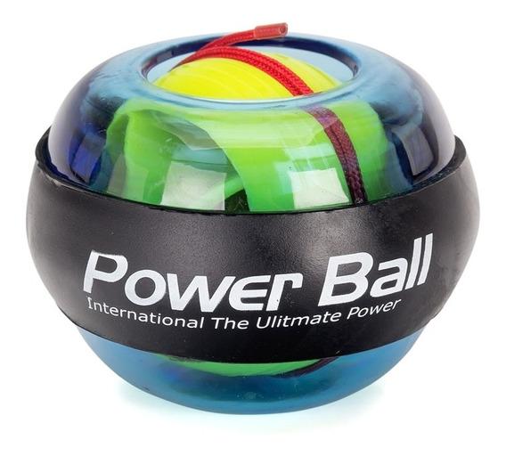 Power Ball Giroscópio Pró Spin Azul