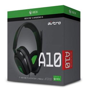 Astro Gaming A10 Diadema Pro Xbox One3.5mm Charla/juego