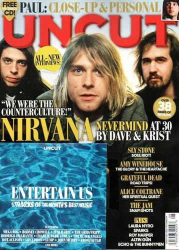 Imagem 1 de 1 de Uncut Revista De Rock Reportagens Sem Cortes