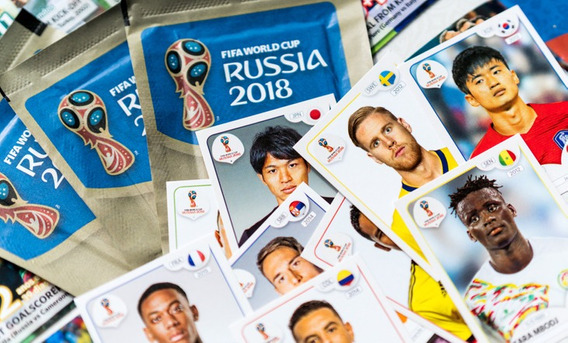 Figurinhas Avulsas Da Copa Do Mundo De 2018 - Temos Todas