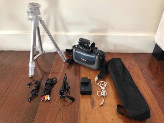 Filmadora Panasonic Sdr H80