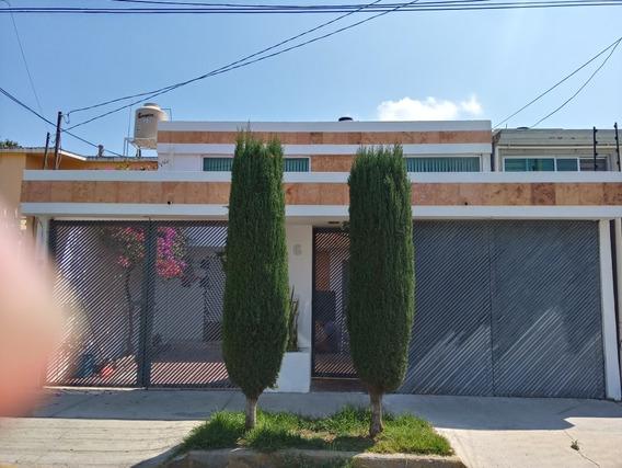 Rento Casa Muy Amplia Cerca Metro Lomas Estrella