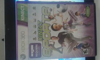 Venta De Videojuego Kinect Sports (requiere Sensor Kinect)