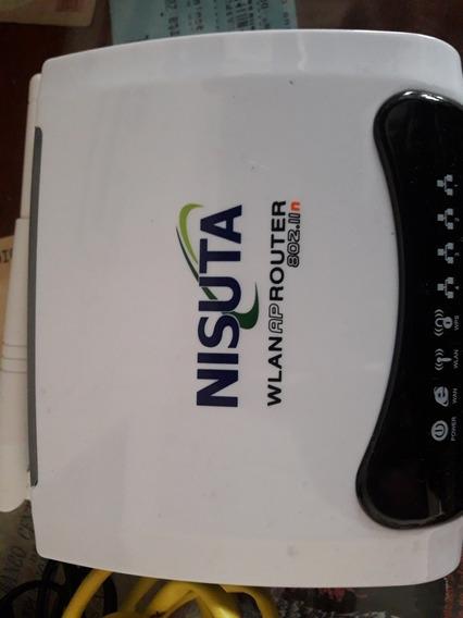 Router Nisuta
