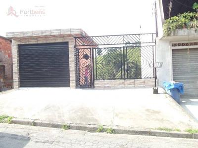 Casa Residencial Para Locação, Nova Era, Caieiras. - Ca0147