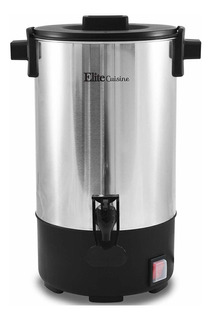 Elite Cuisine Ccm-035ffp 30 Cup Electric Stainless Stee